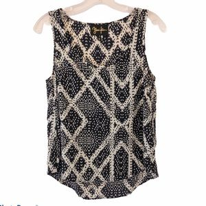 Yumi Kim Sleeveless Top Size Small